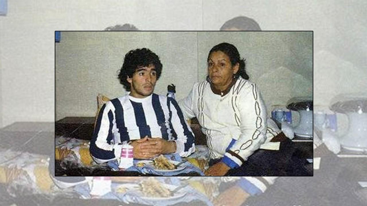Feliz día de la madre - Dalma Tota Maradona