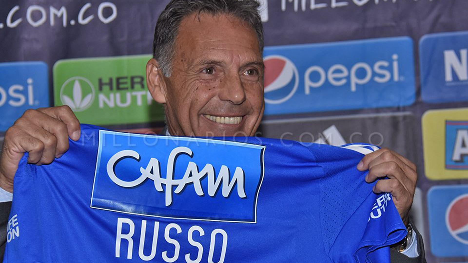 Millonarios: Miguel Ángel Russo renovó por dos años su contrato