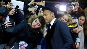 Neymar Jr. Gala Balón de Oro 2016