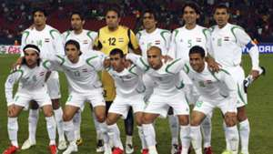 Confederations Cup Iraq