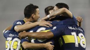 Velez Boca Fecha 4 Superliga Argentina 23092017
