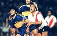 River Boca 1981 Merlo Maradona