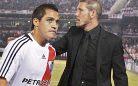 Alexis Sanchez Simeone River