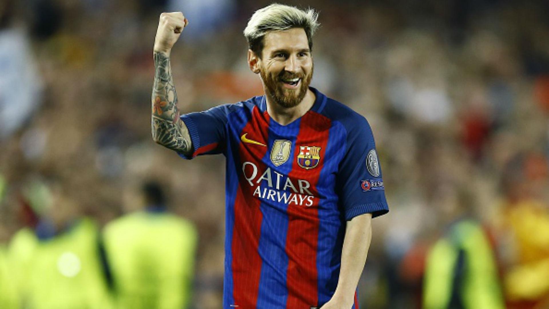 Barcelona Manchester City Champions League Fase de Grupos 2016/2017 Lionel Messi
