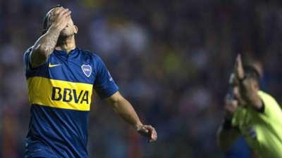 Carlos Tevez Boca Banfield Campeonato Primera División 2015 Fecha 26