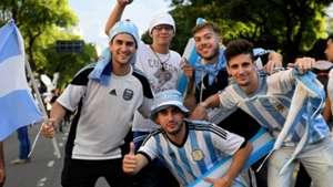 Fans Argentina Chile Monumental Eliminatorias 23032017