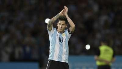 Messi Argentina v Bolivia Eliminatorias WC Qualifying South America 2018 29032016
