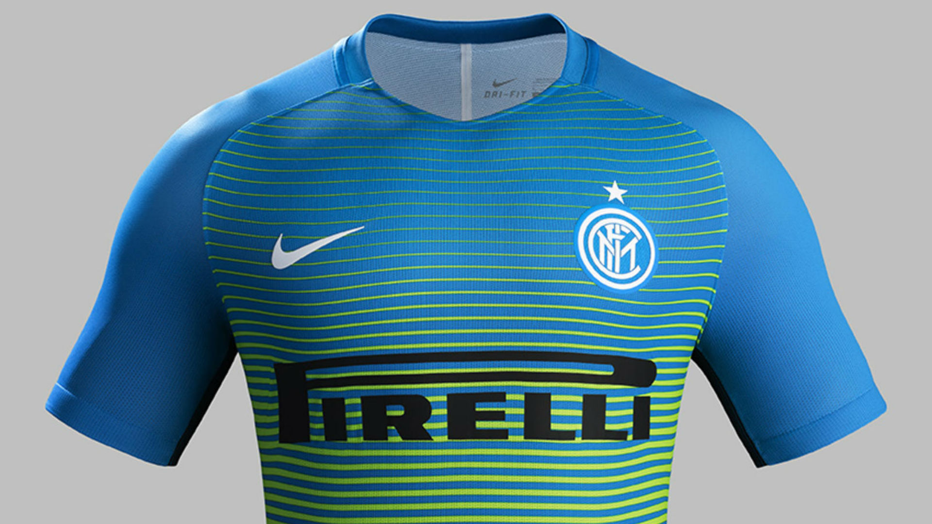 Inter de Milan 16/17 Third Kit Jersey