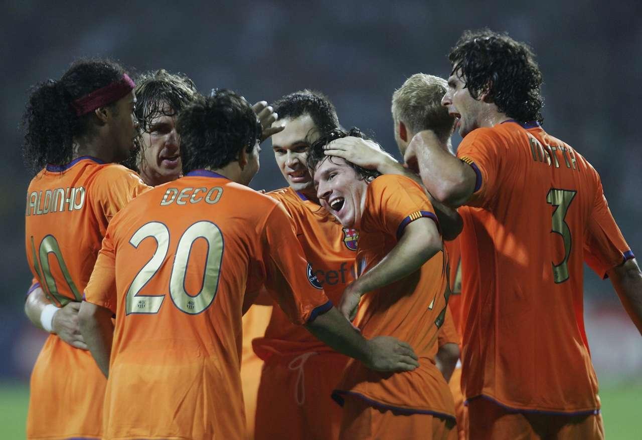 Lionel Messi Werder Bremen 27092006