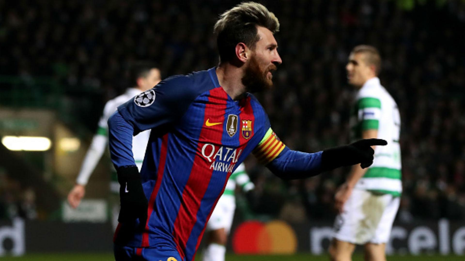 Celtic Barcelona Champions League Fase de Grupos 2016/2017 Lionel Messi