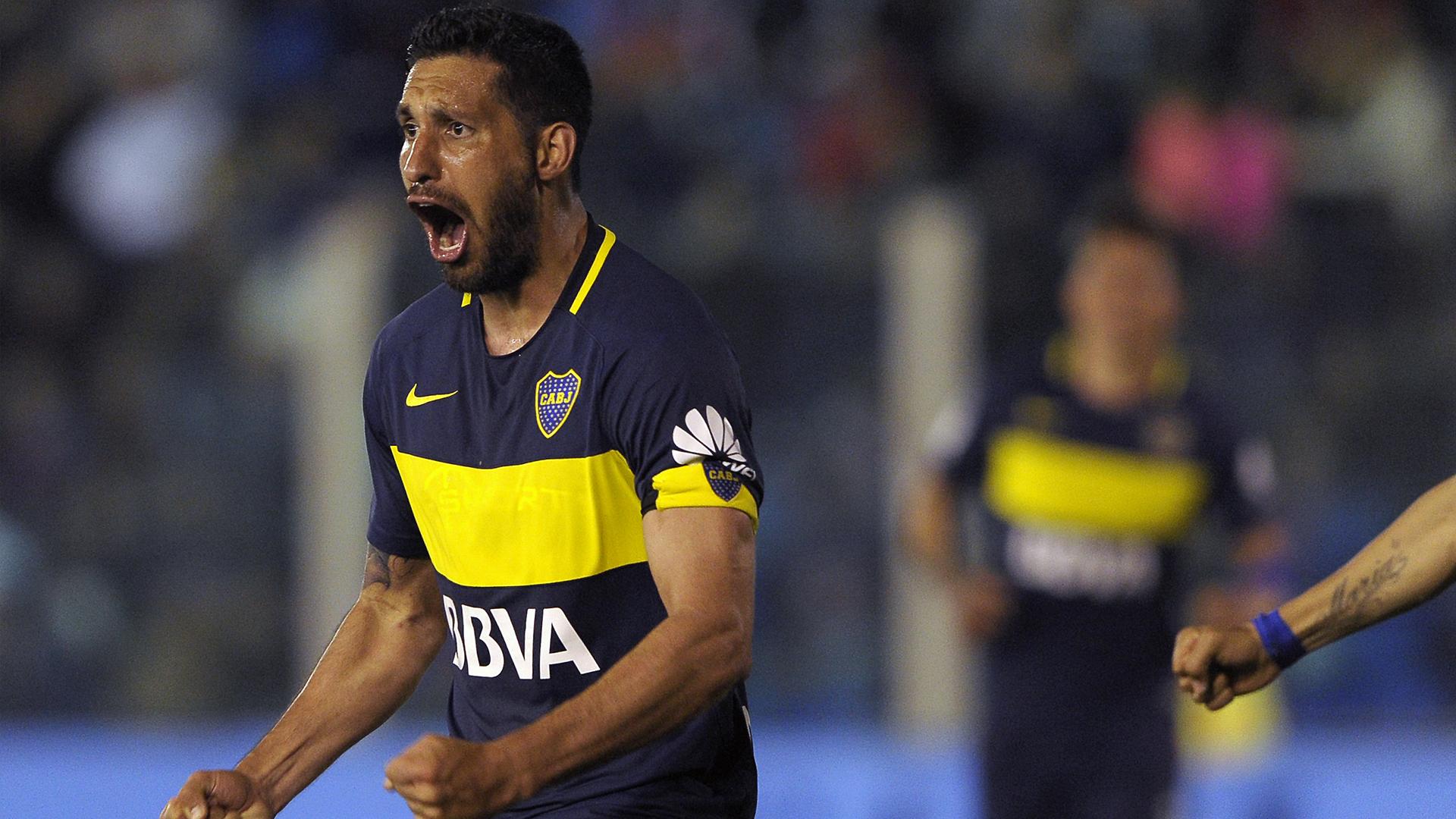 Juan Manuel Insaurralde Boca Juniors v Tigre 02102016