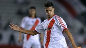 Erik Lamela River Plate Argentino Juniors Argentina First Division 06032011