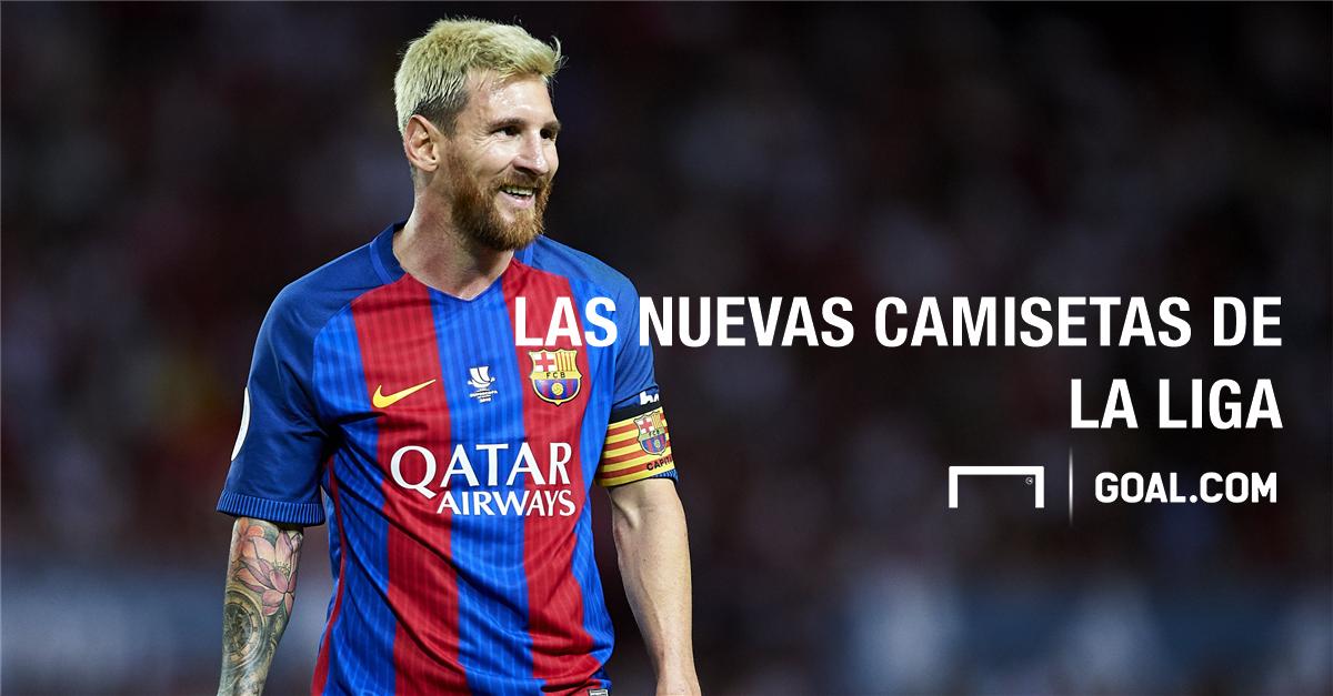 Camisetas La Liga PS