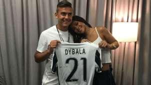 Paulo Dybala Rihanna Juventus