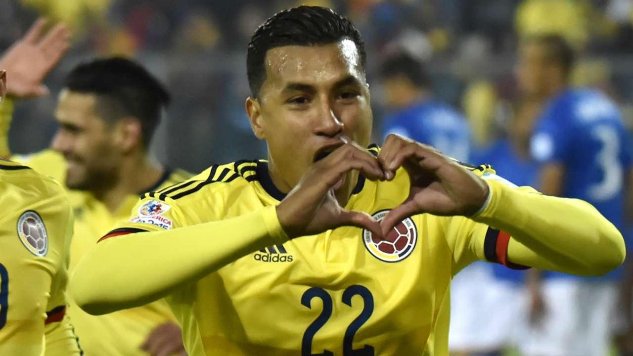 Jeison Murillo Colombia Copa America 05072015