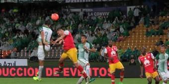 Atlético Nacional vs Ind. Santa Fe 29032017