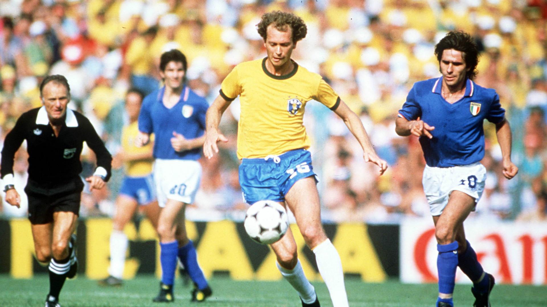 Paulo Roberto Falcao Brazil