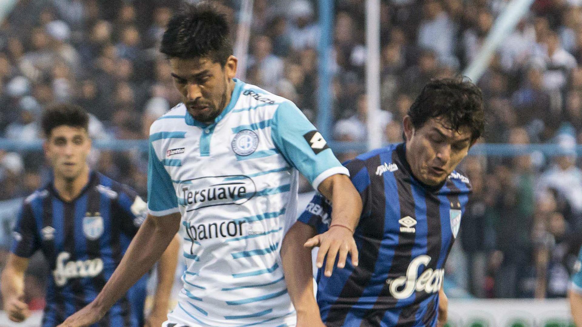 Jorge Velazquez Luis Rodriguez Atletico Tucuman Belgrano Primera Division Argentina 08052016