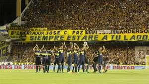 Boca Defensa y Justicia Primera División