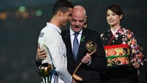 Cristiano Ronaldo Real Madrid Kashima Antlers 18122016