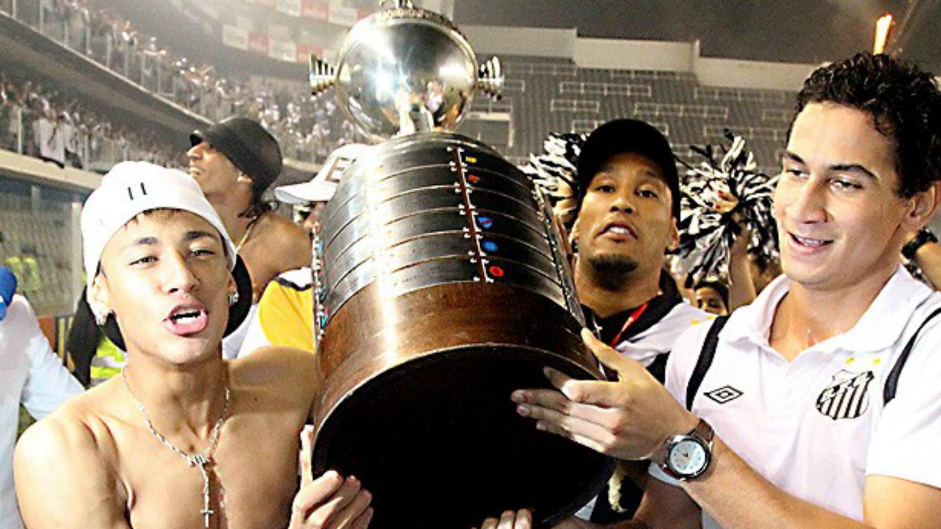 Santos Copa Libertadores 2011