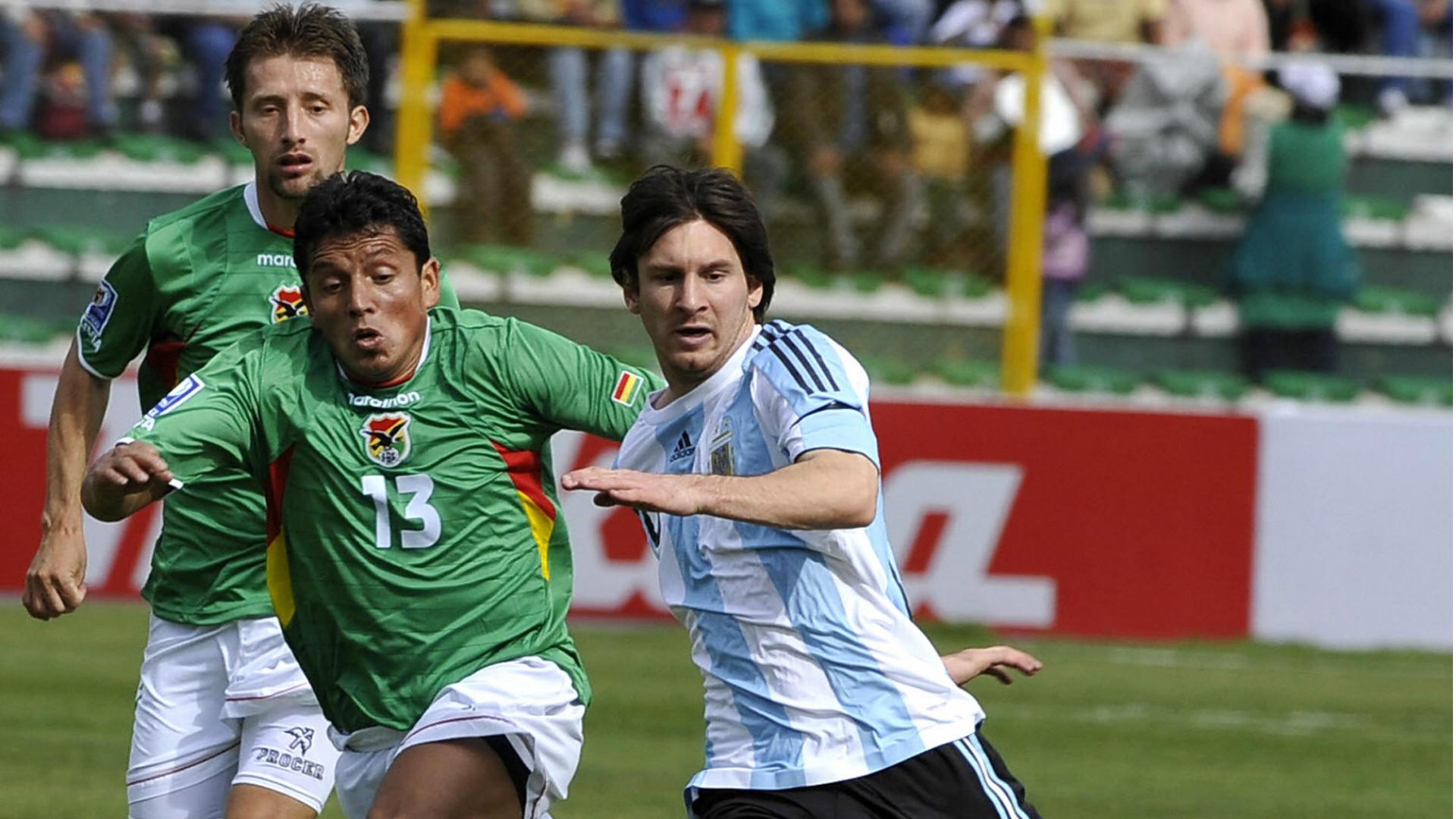 Messi 100 partidos Selección Argentina