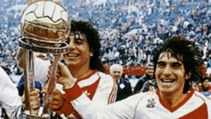 River Plate Intercontinental 1986