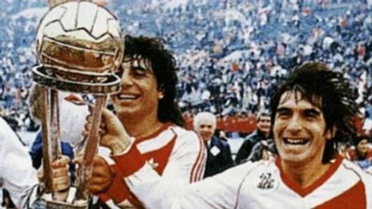 River Plate Intercontinental 1986