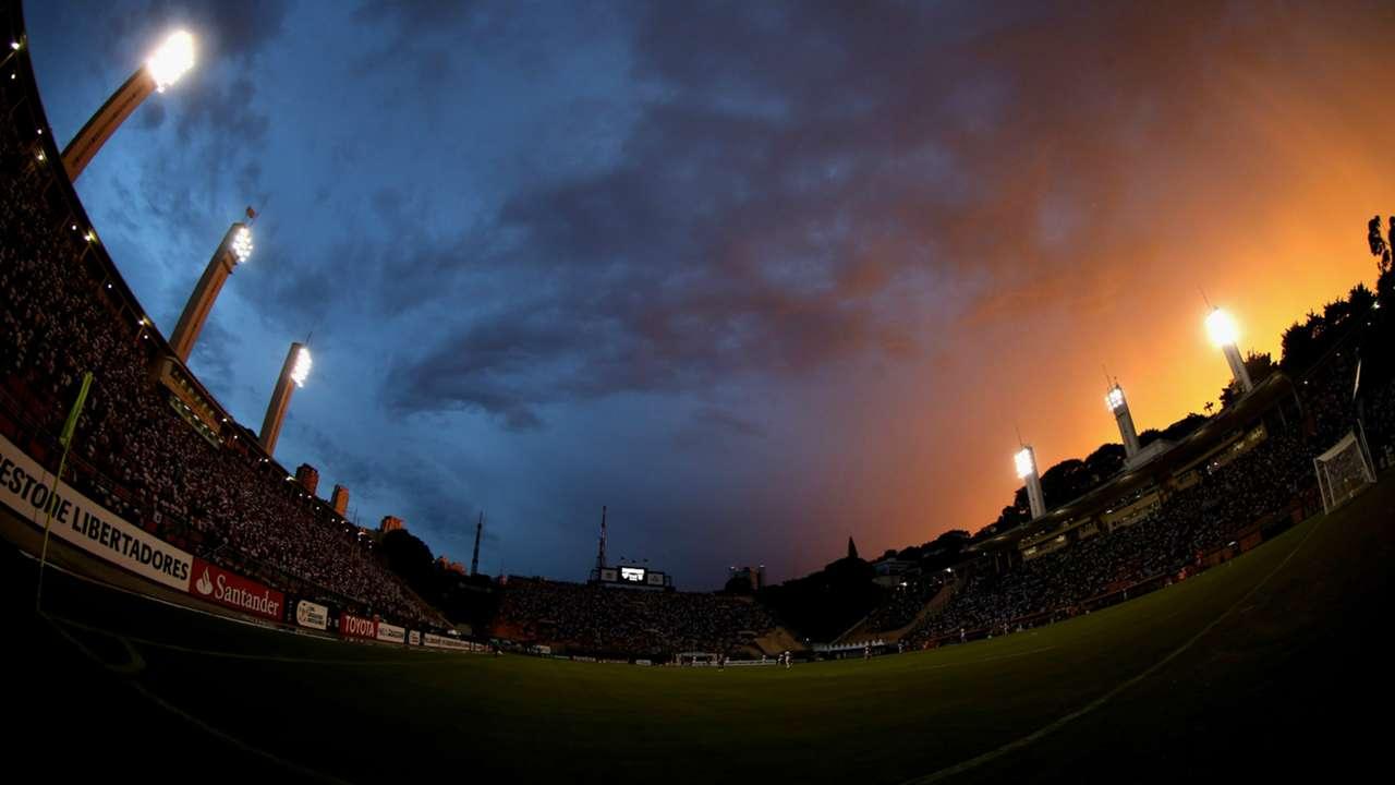 Sao Paulo v The Strongest Copa Libertadores 2016
