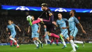 Manchester City Barcelona Champions League Fase de Grupos 2016/2017 Lionel Messi