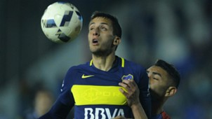 Rodrigo Bentancur Tigre Boca Juniors Campeonato de Primera Division 02102016