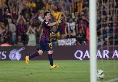 Lionel Messi Barcelona 24082014