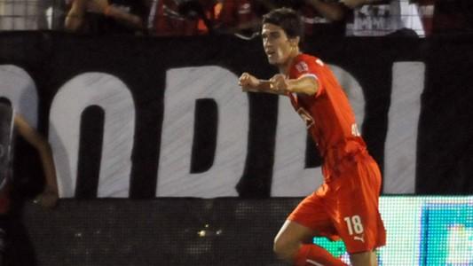Lucas Albertengo Newells Independiente Primera Division 14022015