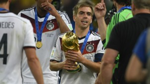 Philipp Lahm Germany Argentina Fifa World Cup Brazil Final 13072014
