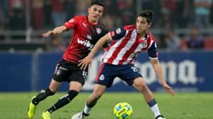 Rodolfo Pizarro Liga MX Chivas Guadalajara Clausura 2017