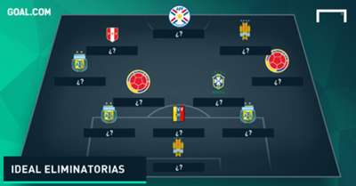 XI ideal Eliminatorias fecha 5