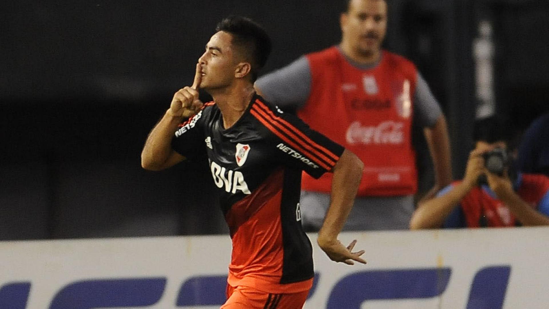 Gonzalo Martinez River Quilmes Primera Division 08022016