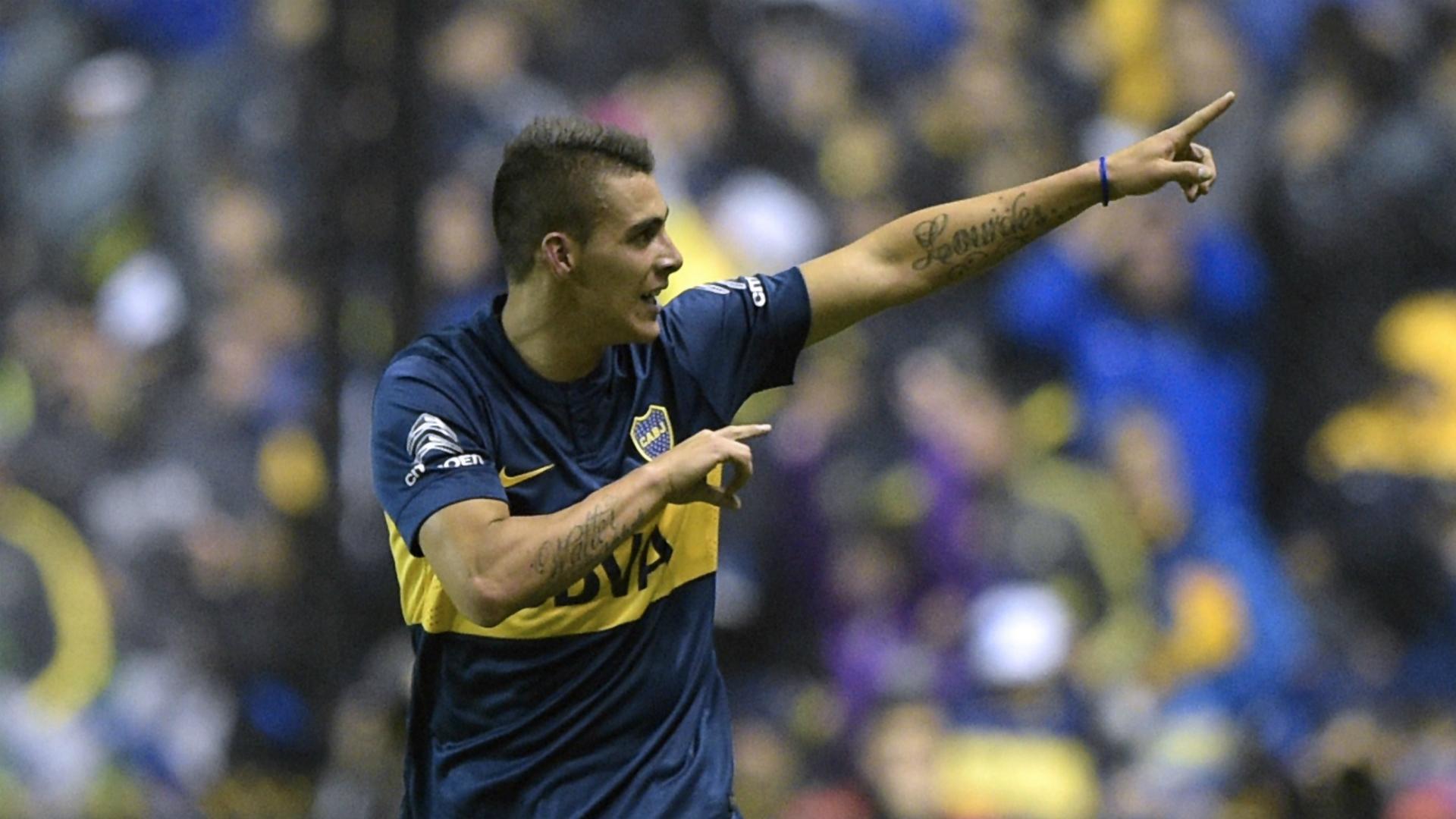 Cristian Pavon Boca River Campeonato Primera Division 2015