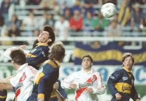 Hugo Guerra Boca River Apertura 1996