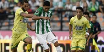 Daniel Bocanegra Atl.Nacional vs Bucaramanga