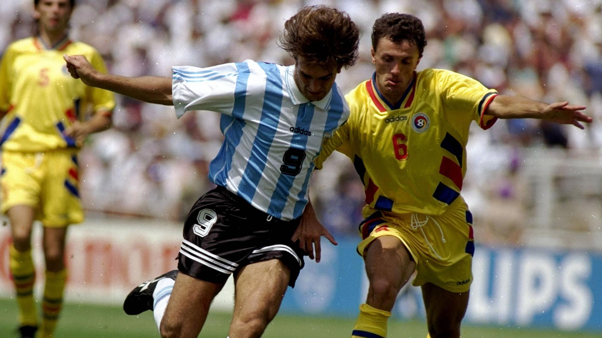 Argentina Romania World Cup 1994