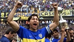Jorge Bermudez Boca Juniors Copa Libertadores 2000