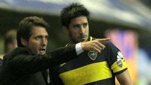 Guillermo Barros Schelotto - Pablo Perez Boca - Belgrano 11092016