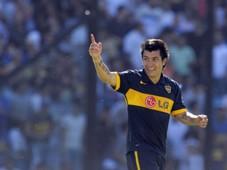 Gary Medel Boca River Clausura 2010