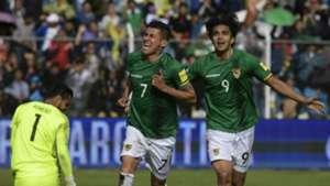 Bolivia Argentina Martins Arce Eliminatorias Sudamericanas Fecha 14 28032017