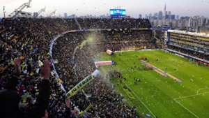 Boca Juniors Bombonera stadium