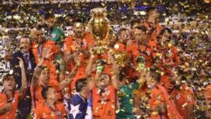 Argentina Chile Copa America Centenario