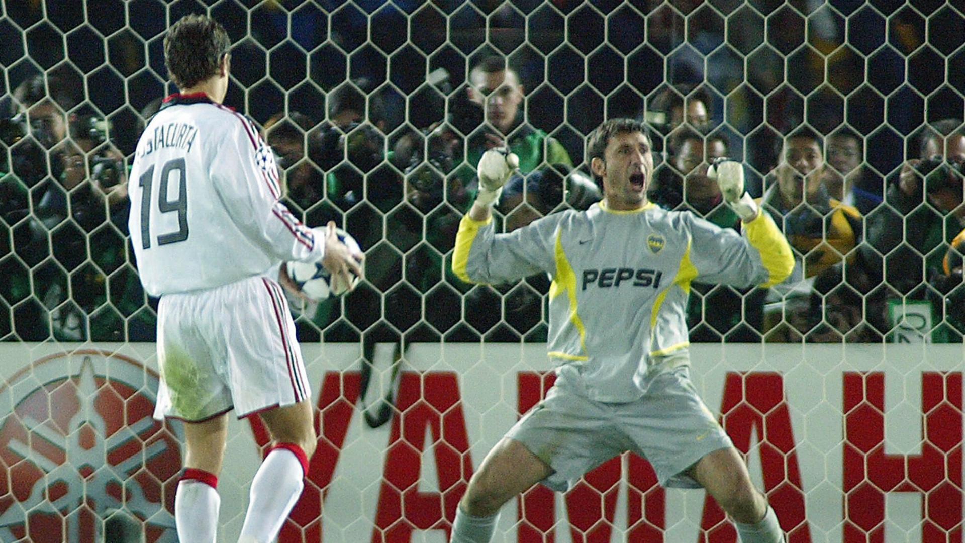 Costacurta Milan Boca 14122003