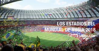 PS GALERIA Los estadios del Mundial de Rusia 2018