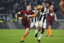 Juan Cuadrado - Juventus Vs Roma